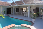 Apollo Beach Pool Home